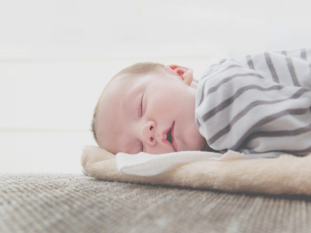 Healthy Sleep Habits for Kids and Babies from Families First Pediatrics in Utah
