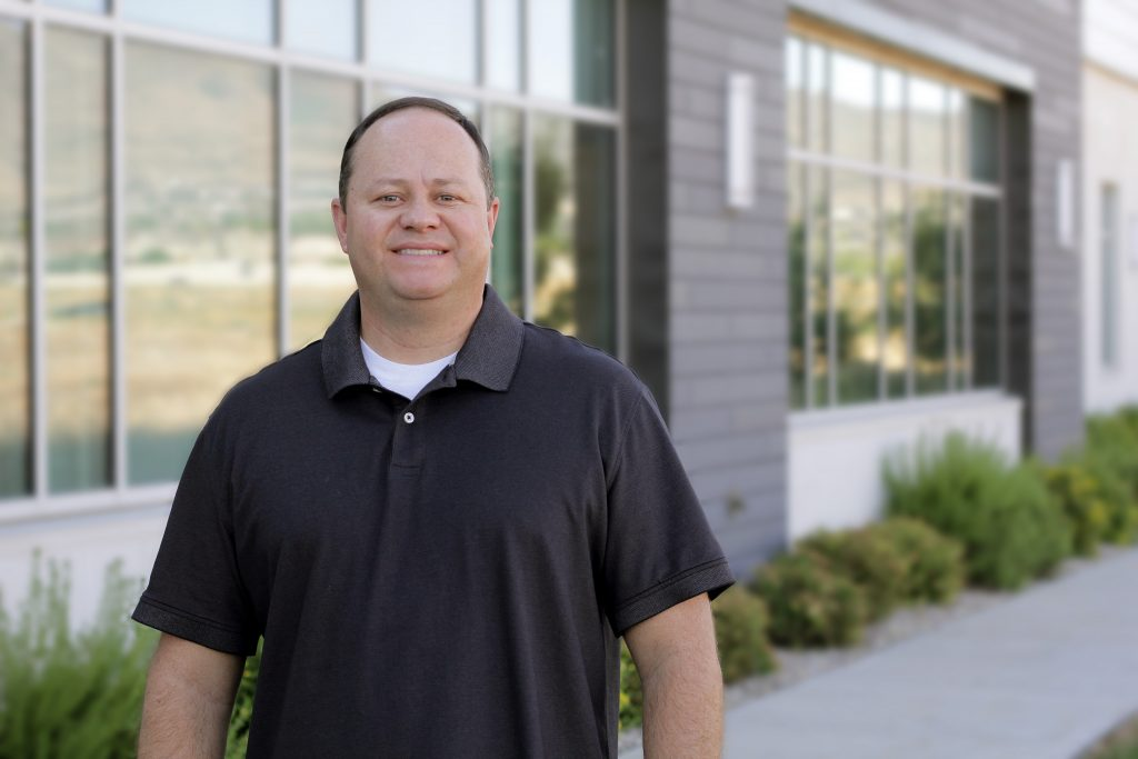 Tyler Young, LCMHC at Family First Pediatrics in Riverton, Utah