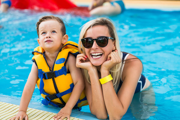 Utah Summer Water Fun - Safety Tips for Parents