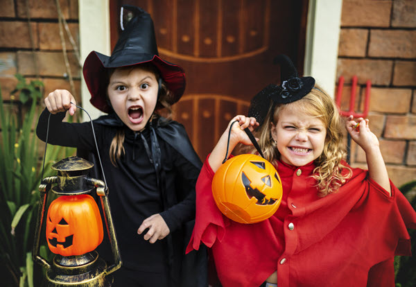 Halloween Trick or Treat Safety Tips from Families First Pediatrics in Utah